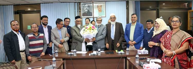 BARC Executive Chairman visits BARI
