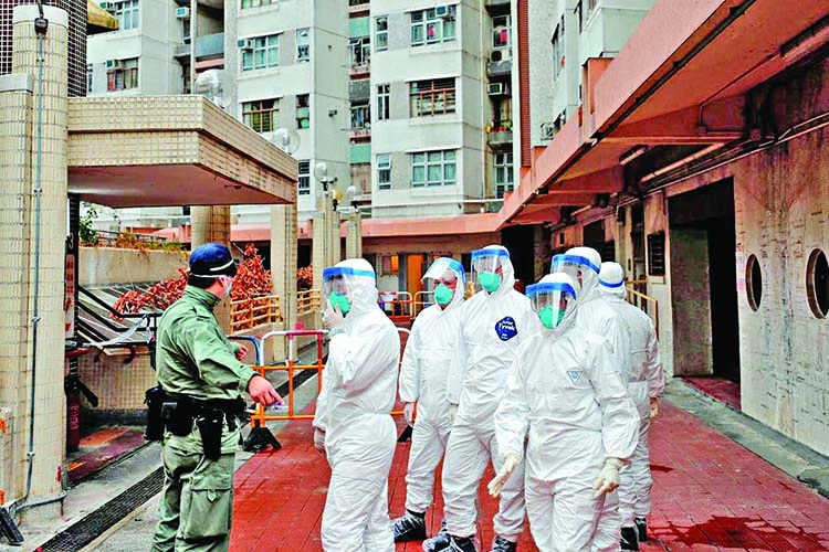 Small Hong Kong businesses count the cost of coronavirus