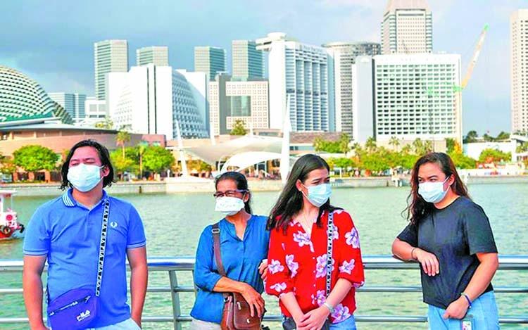 Singapore confirms 2nd BD coronavirus patient