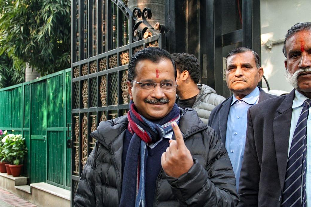 India's ruling BJP crushed in Delhi vote