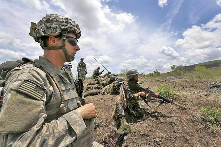 Philippine military backs defense divorce from US