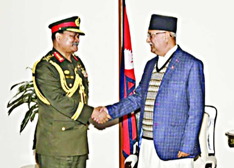 BD-Nepal ties deepen thru Army Chief's visit