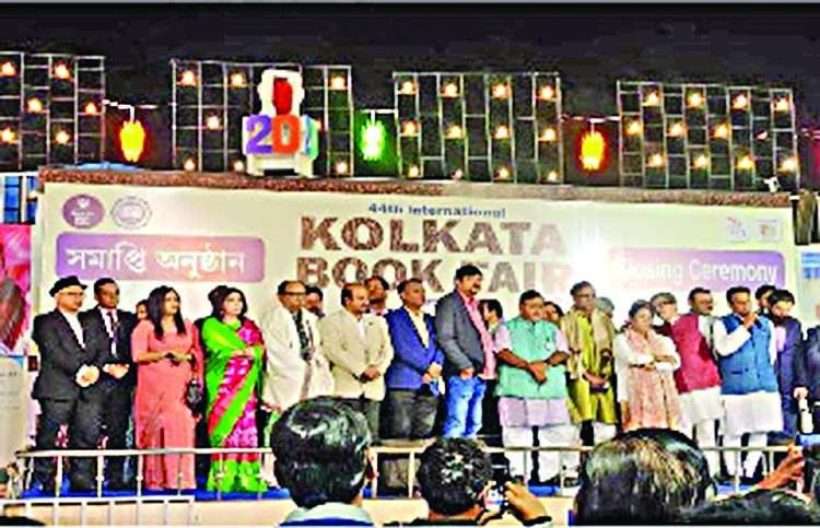 Kolkata book fair in 2021 to be dedicated to Bangabandhu