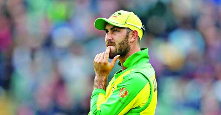 Maxwell out of South Africa tour