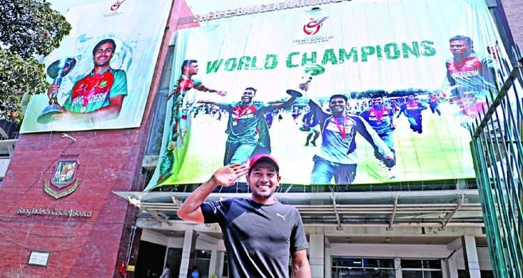 Mushy salutes victorious Junior Tigers