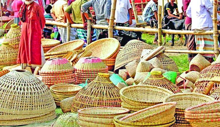 Glorious past of bamboo-made products to be brought back