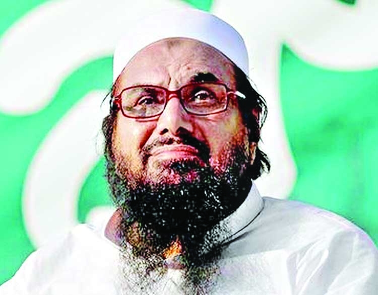 Hafiz Saeed convicted for terror financing