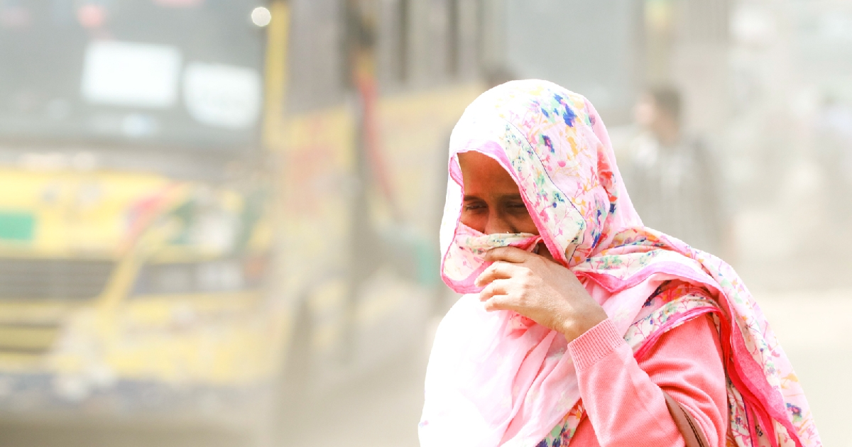 Air Quality Index: Dhaka ranks 4th worst