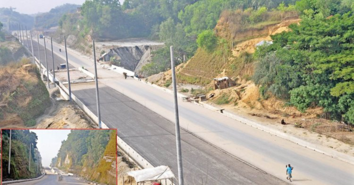 Hill Cutting: CDA contractor fined Tk 5.23cr