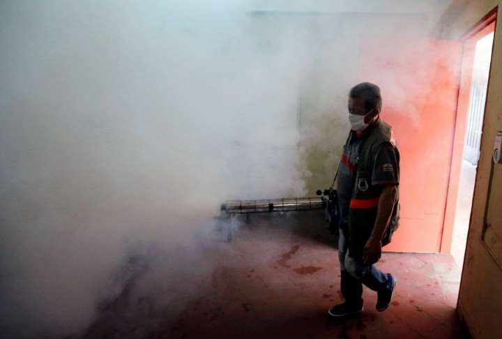 Dengue seen to be another major concern in SEA