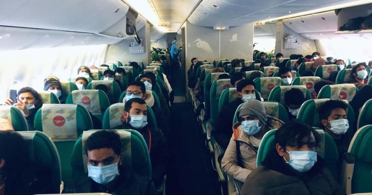 312 Wuhan-returnees to return home Saturday: Minister