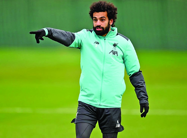 'Liverpool will decide on Salah and Olympics'