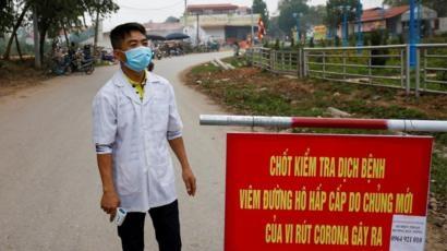 'No change' in virus outbreak despite China spike
