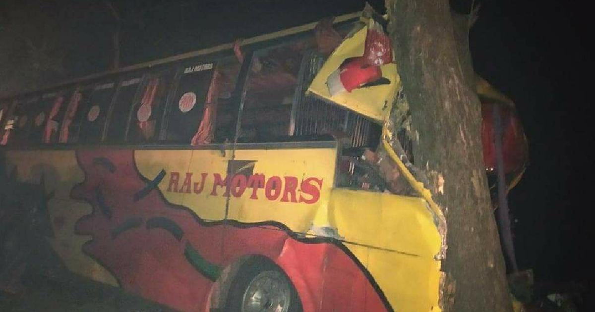 IU students, teachers among 40 injured in road crash