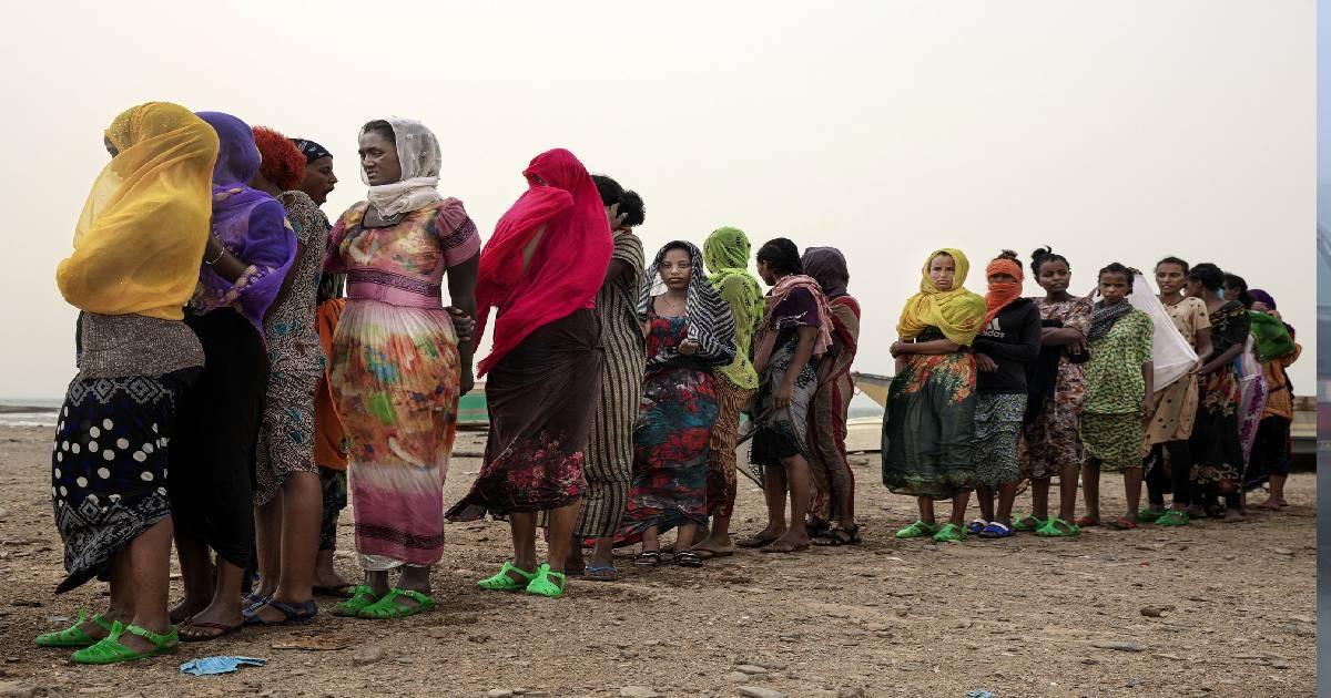 Ethiopian female migrants risk all for Saudi