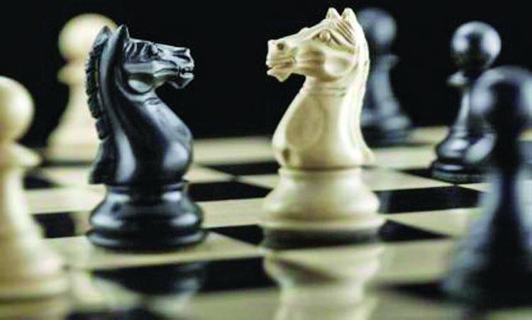Swarnavo emerges champion in School Chess