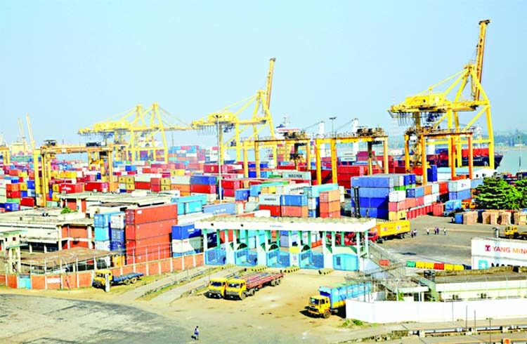 Container handling at Ctg port better
