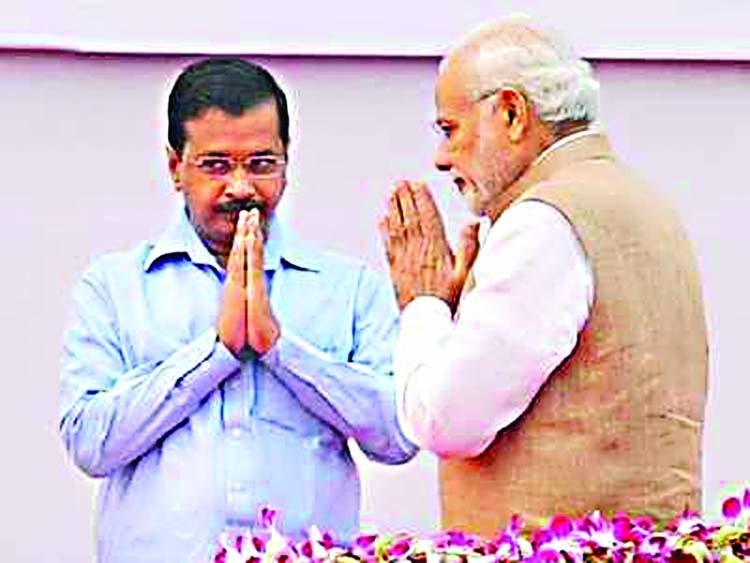 Kejriwal invites PM Modi to his swearing-in