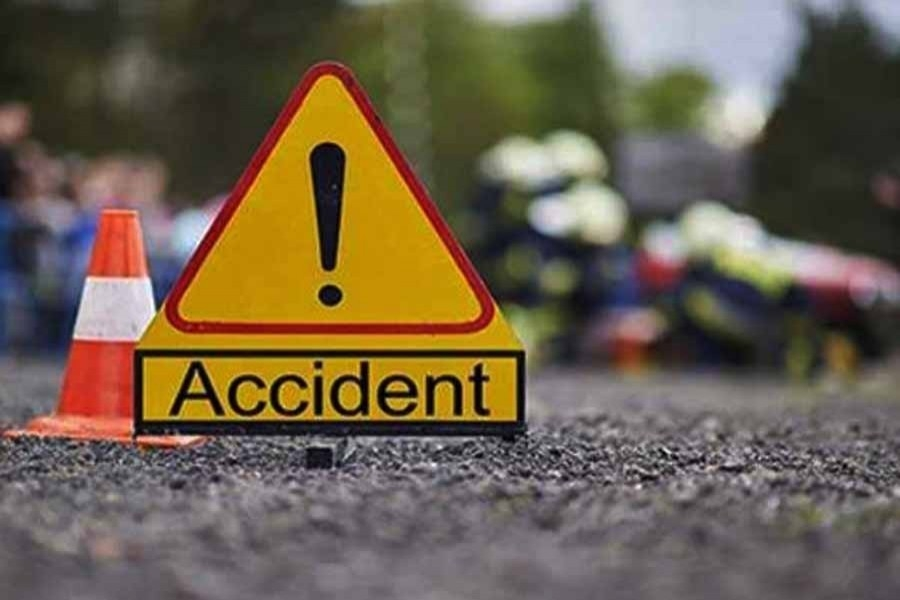 Two killed in Gazipur road accident