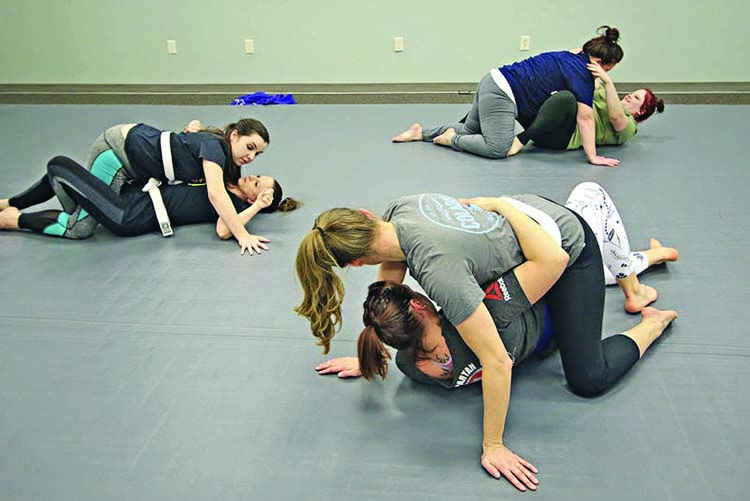New location, new class family martial arts offers women empowerment