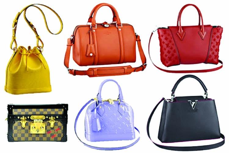 Shopping for the perfect handbag