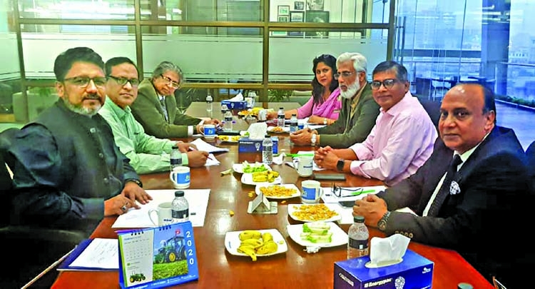 IBFB holds EC meeting