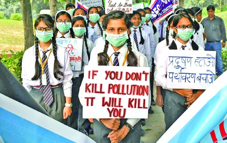 'Micro-pollution ravaging China and South Asia'