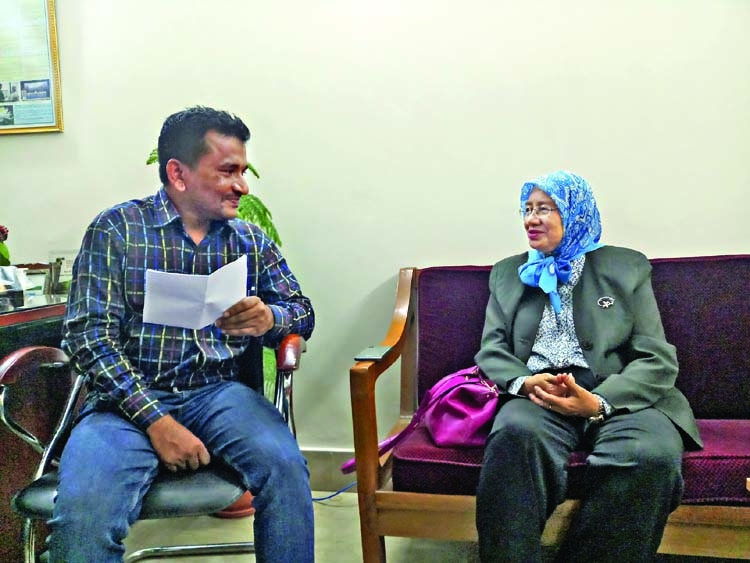 Tête-à-tête with Prof Datin Paduka Dr Aini Ideris