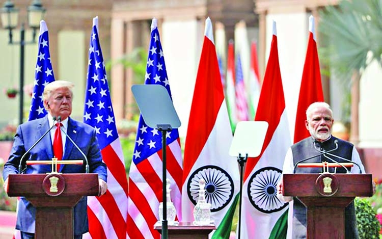 India signs $3bn defence deal with US