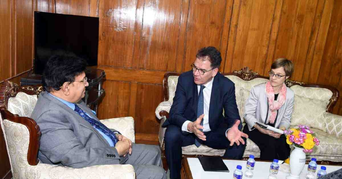 Germany seeks sustainable solution to Rohingya crisis, full compliance of ICJ order
