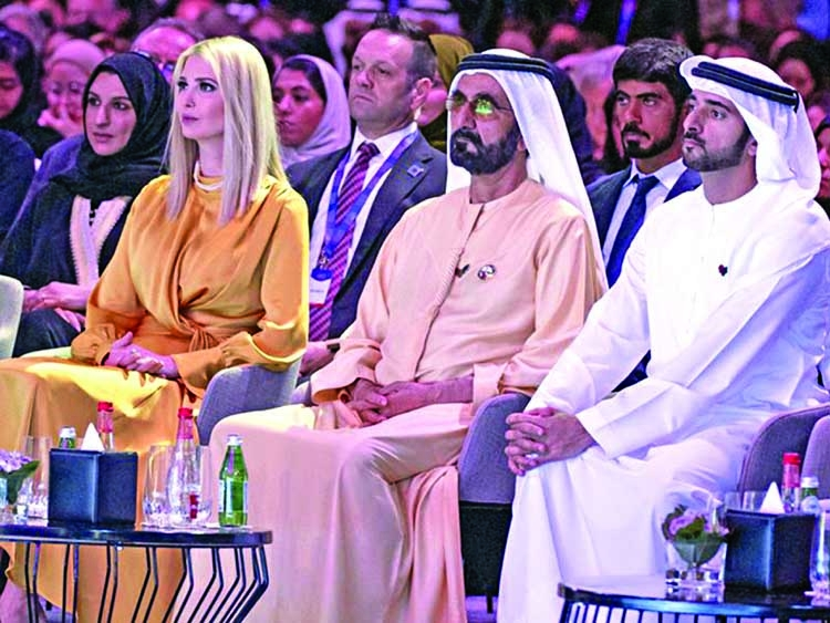 Women's empowerment is part of Emirati culture