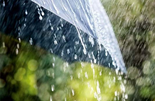 Rain likely at many places over country