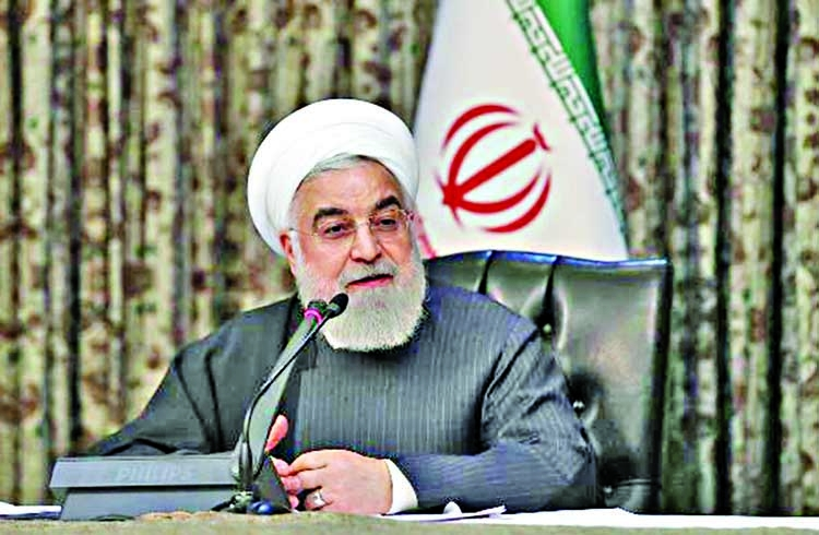 'Iran responded, will respond to assassination of Soleimani'