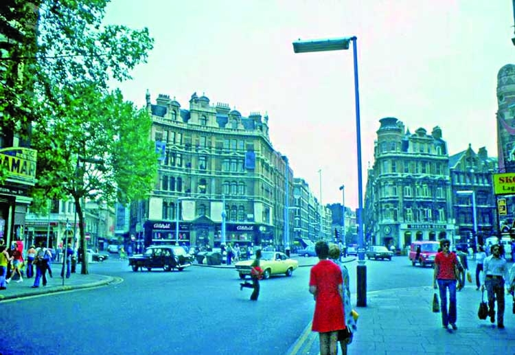 The Soviet Union on Charing Cross Road