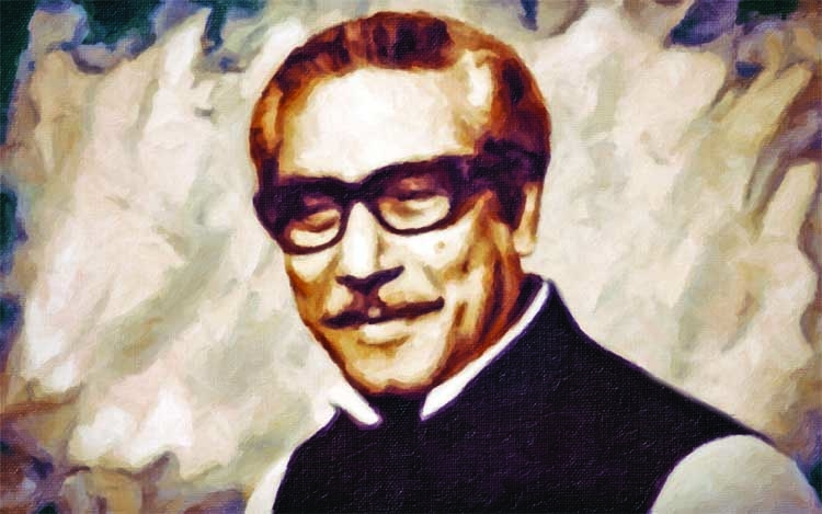 Evaluation of charismatic leader of Bangabandhu