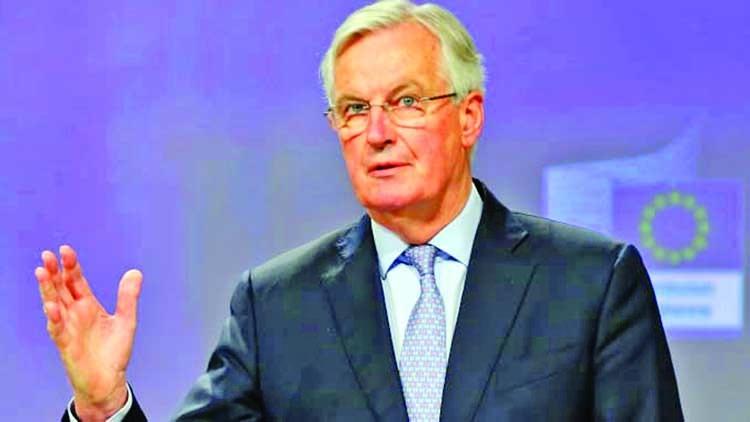 EU's Brexit top negotiator has coronavirus