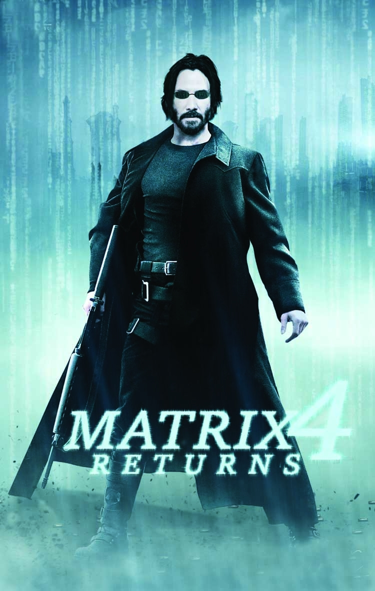 'The Matrix 4' production suspended