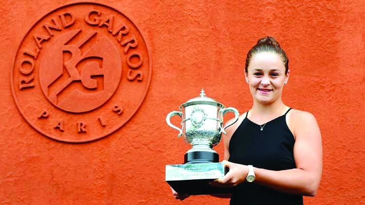 I'll defend French Open title whenever it's played: Barty