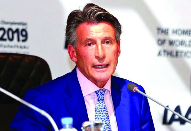 Olympics could be delayed, admits athletics chief Coe