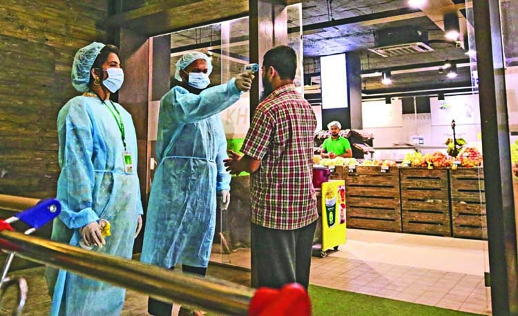 Ctg authority takes measures to prevent virus