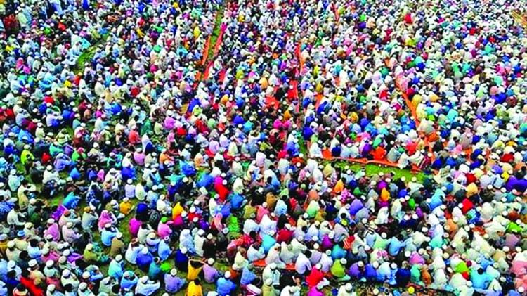 Bangladesh mass prayer event prompts alarm