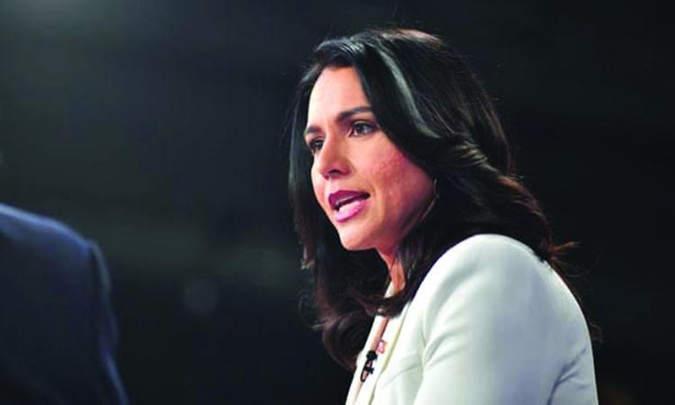 Tulsi quits Democratic presidential race