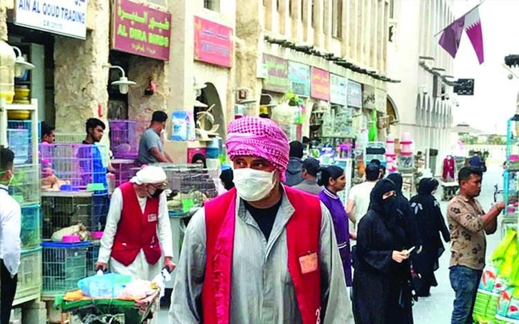 Coronavirus hits migrant workers in Qatar