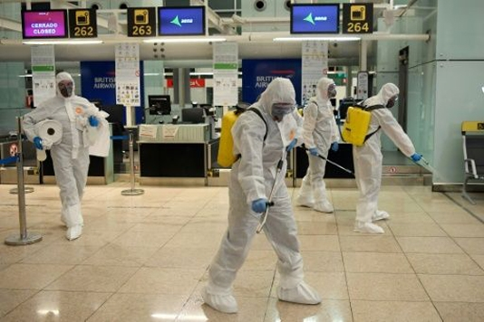 Italy overtakes China with most virus deaths, California goes on lockdown