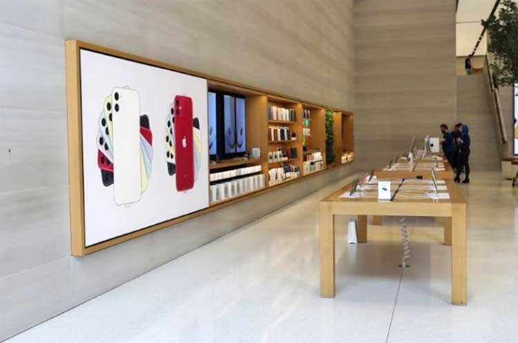 Apple limits online iPhone purchases to 2 per person