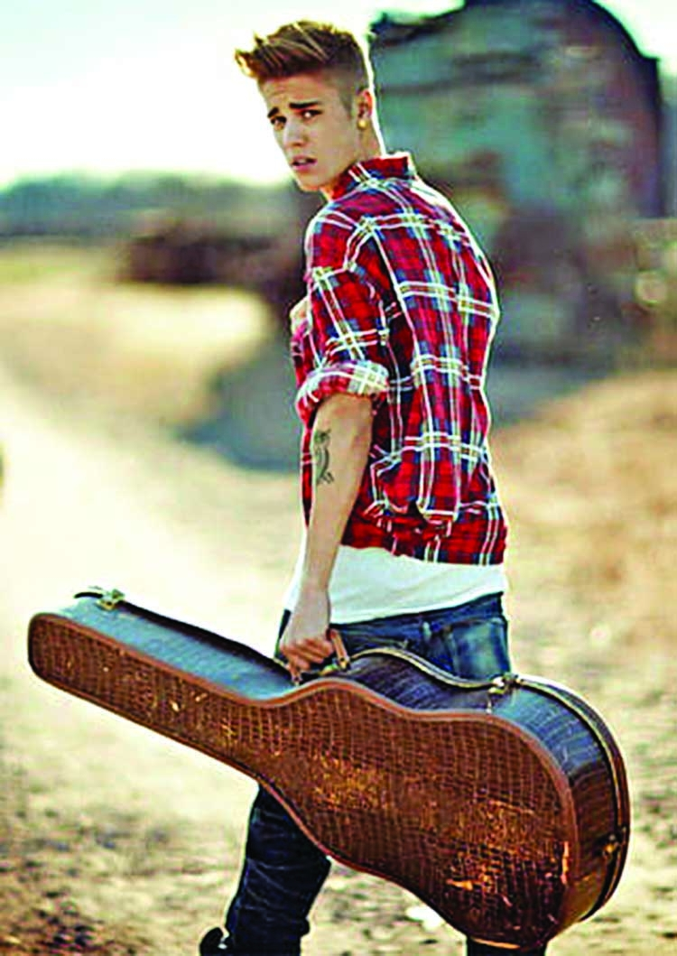 Bieber has got the perfect 'quarantine partner'