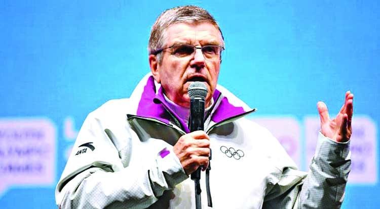 'Premature' to postpone Tokyo Olympics: IOC chief