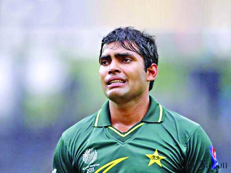 Umar Akmal charged under PCB Anti-Corruption Code