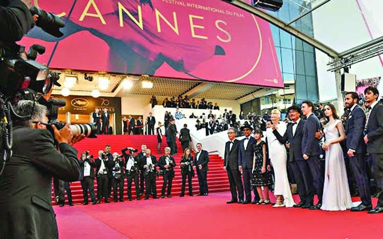 COVID-19: Cannes film festival cancelled