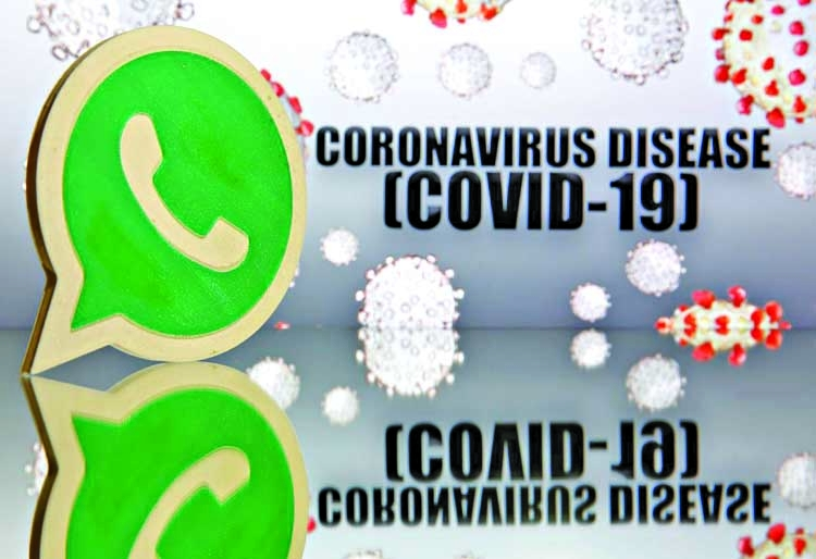Covid-19 conspiracies go viral on WhatsApp as crisis deepens